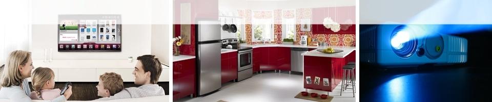 Reparación de Electrodomésticos, Lavadoras, lavavajillas frigorificos, secadoras, neveras, televisores, proyectores, reproductores, sonido